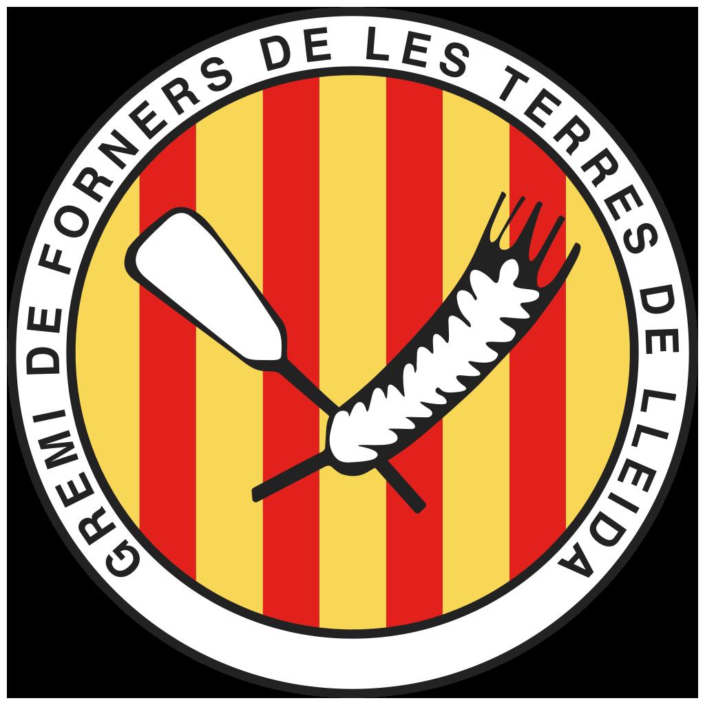 logo Gremi forners lleida color